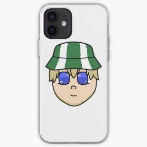 Philza iPhone Soft Case RB1106 product Offical Philza Merch
