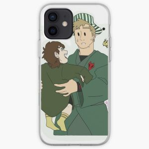 When Philza met Tubbo_ iPhone Soft Case RB1106 product Offical Philza Merch