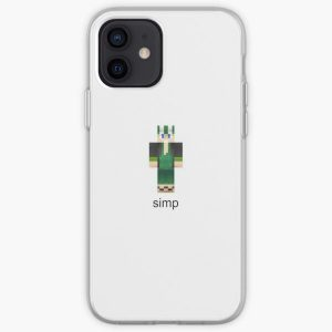 Philza Simp iPhone Soft Case RB1106 product Offical Philza Merch