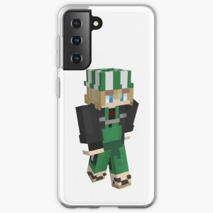 philza funny gamer Samsung Galaxy Soft Case RB1106 product Offical Philza Merch