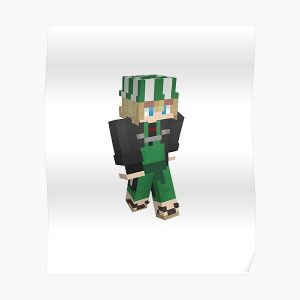 philza funny gamer Poster RB1106 product Offical Philza Merch