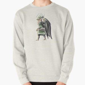 Philza Character Dream SMP Art Minecraft Philza Title Pullover Sweatshirt RB1106 product Offical Philza Merch