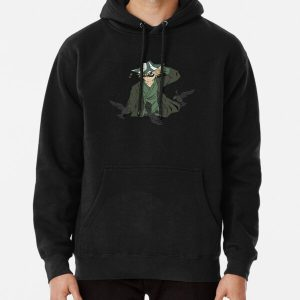 Philza with Crows Pullover Hoodie RB1106 product Offical Philza Merch