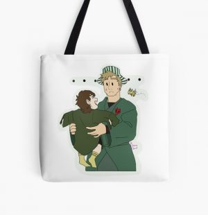 When Philza met Tubbo_ All Over Print Tote Bag RB1106 product Offical Philza Merch