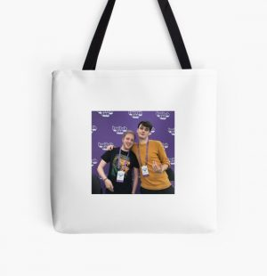 philza and wilbur soot All Over Print Tote Bag RB1106 product Offical Philza Merch