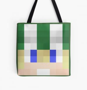 Philza (Ph1lza) Head All Over Print Tote Bag RB1106 product Offical Philza Merch