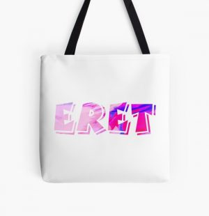 Eret Fanart Ph1lza Punz Soot Awesamdud Penguin Art All Over Print Tote Bag RB1106 product Offical Philza Merch