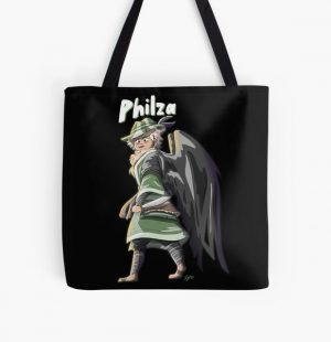 Philza Character Dream SMP Art Minecraft Philza Title All Over Print Tote Bag RB1106 product Offical Philza Merch