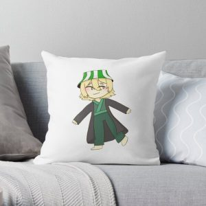 philza funny gamer Throw Pillow RB1106 product Offical Philza Merch