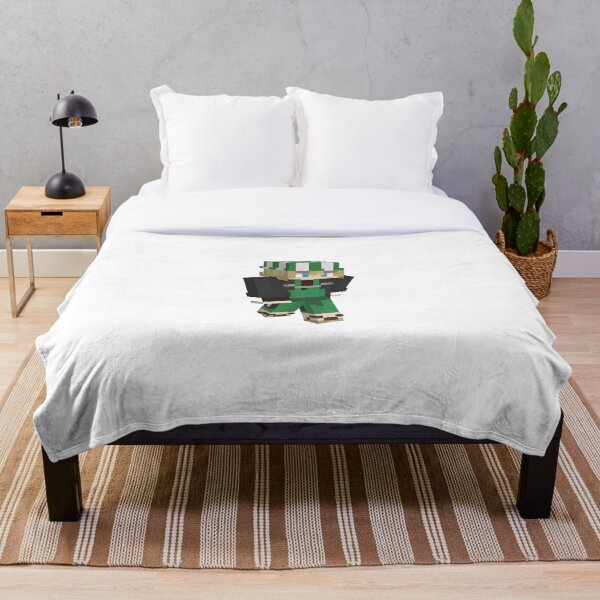 philza funny gamer Throw Blanket RB1106 product Offical Philza Merch