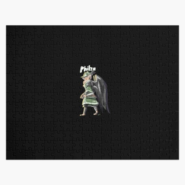 Philza Character Dream SMP Art Minecraft Philza Title Jigsaw Puzzle RB1106 product Offical Philza Merch