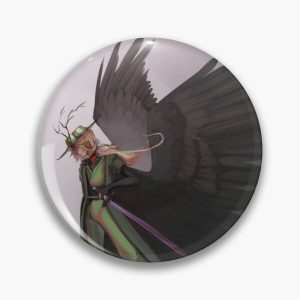 Murder of Crows - Philza  Pin RB1106 product Offical Philza Merch